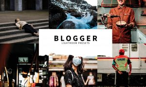 10 Blogger Lightroom Presets 5978576