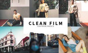 10 Clean Film Lightroom Presets 5978548