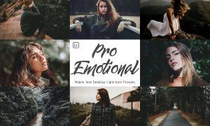 10 Pro Emotional Mobile And Lightroom 6014478