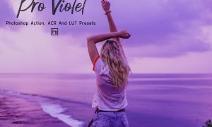 10 Pro Violet PS, ACR, LUTs filter 6023779