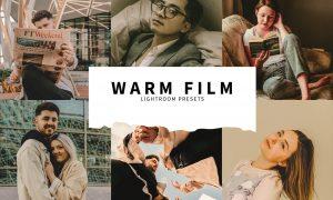 10 Warm Film Lightroom Presets 5978557