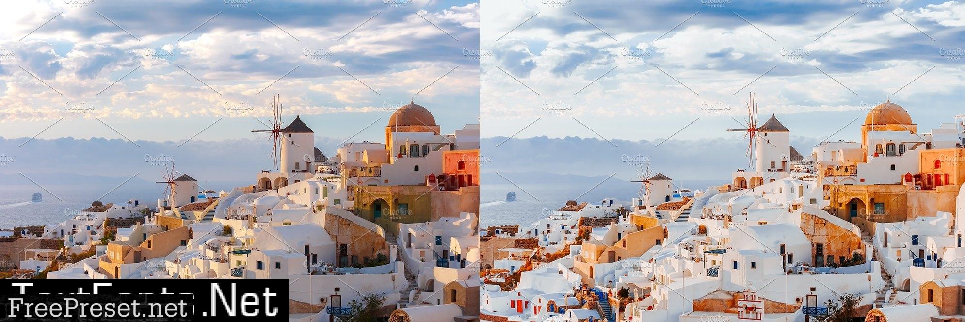 14 x Lightroom Presets, Greece 5962548