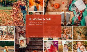 19. Winter & Fall