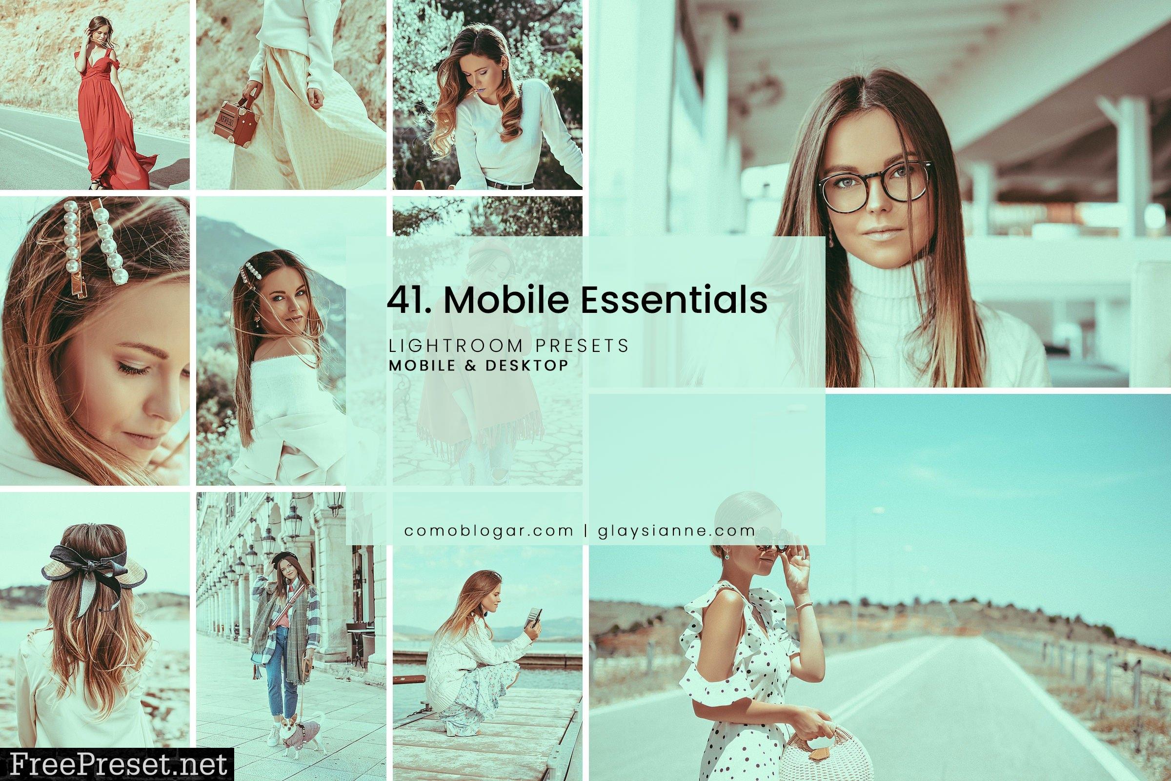 41. Mobile Essentials