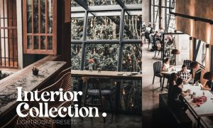 7 Interior Collection Lightroom Presets