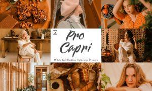 7 Pro Capri Mobile and Lightroom 6044639
