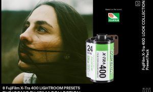 8 FujiFilm X-Tra 400 Film Look 6054544