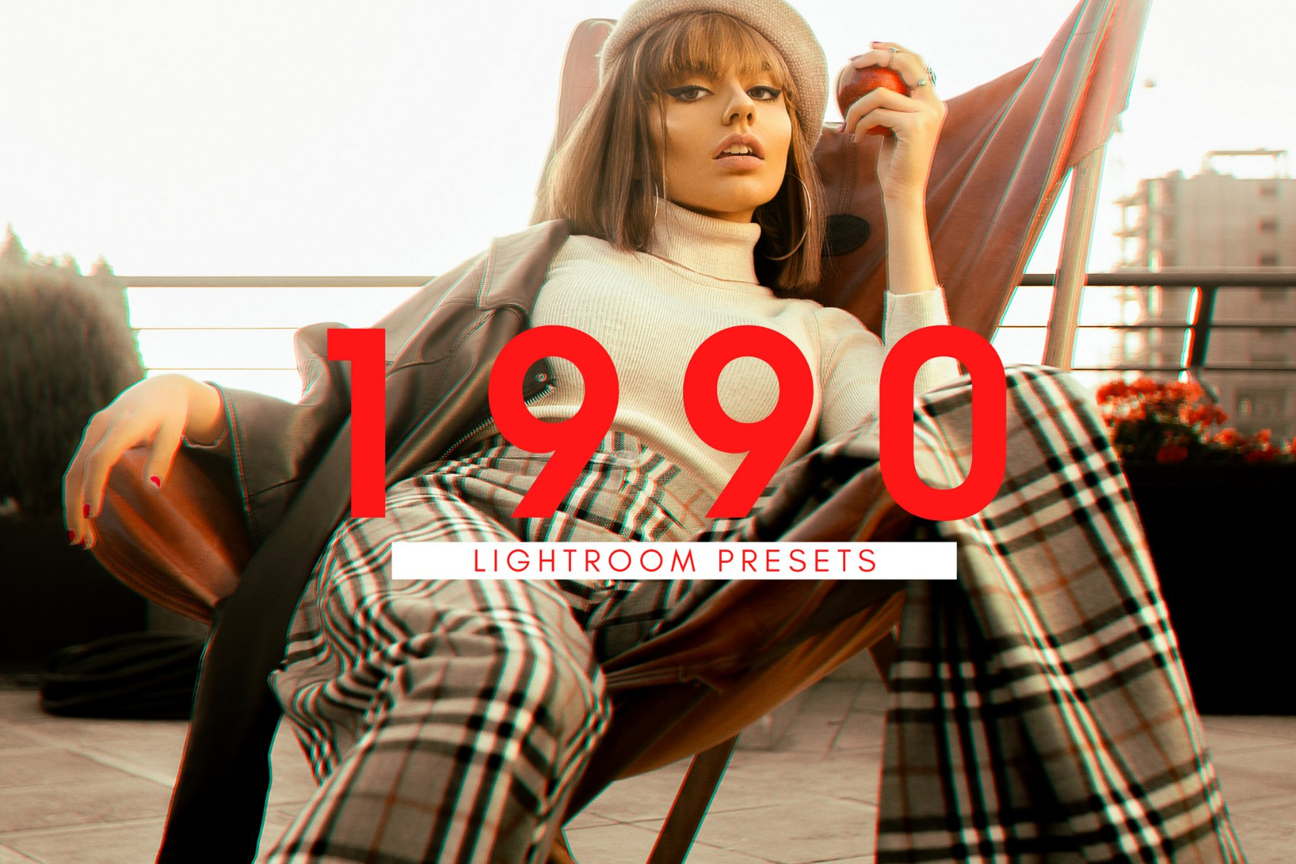 90s Retro Film Presets for Lightroom 6038294