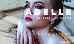 Adelle Desktop and Mobile Lightroom Preset