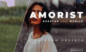 Amorist Desktop and Mobile Lightroom Preset