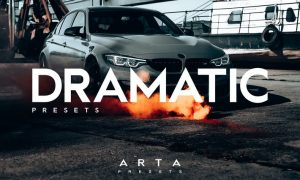 ARTA Dramatic Presets For Mobile and Desktop