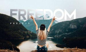 ARTA Freedom Presets For Mobile and Desktop