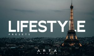 ARTA Lifestyle Presets For Mobile and Desktop