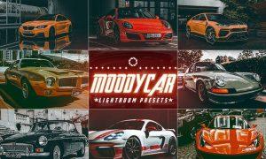 Automotive Mood Lightroom Presets
