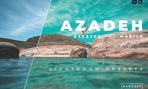 Azadeh Desktop and Mobile Lightroom Preset