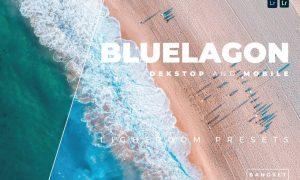 Bluelagon Desktop and Mobile Lightroom Preset