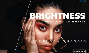 Brightness Desktop and Mobile Lightroom Preset
