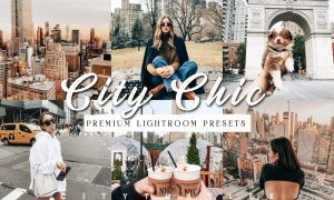 CITY CHIC Clean Blogger Presets