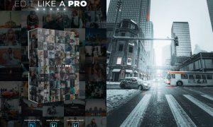 Edit Like A PRO 24th - Photoshop & Lightroom
