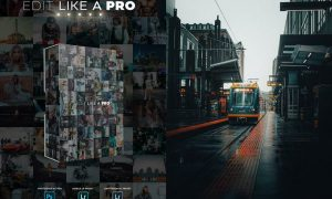 Edit Like A PRO 25th - Photoshop & Lightroom