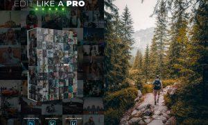 Edit Like A PRO 26th - Photoshop & Lightroom