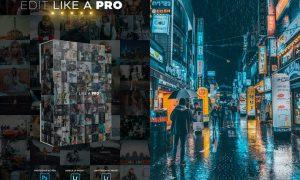 Edit Like A PRO 29th - Photoshop & Lightroom