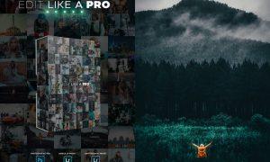 Edit Like A PRO 33th - Photoshop & Lightroom