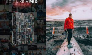 Edit Like A PRO 48th - Photoshop & Lightroom