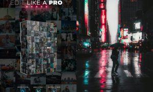 Edit Like A PRO 49th - Photoshop & Lightroom