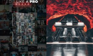 Edit Like A PRO 53th - Photoshop & Lightroom