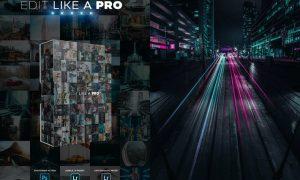 Edit Like A PRO 57th - Photoshop & Lightroom
