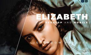 Elizabeth Desktop and Mobile Lightroom Preset
