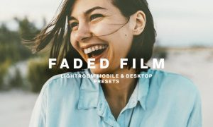 FADED FILM Lightroom Presets 5924747