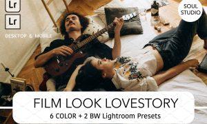 FILM LOOK Lightroom Presets | 2021 5780840