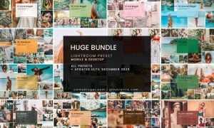 HUGE Bundle Presets (108 Packs) 4680407