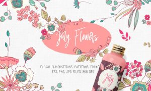July Flowers 1669674