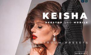 Keisha Desktop and Mobile Lightroom Preset