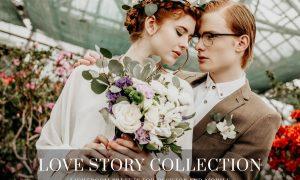 LOVE STORY LIGHTROOM PRESETS 2514677