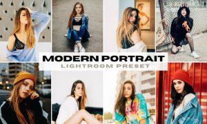 Modern Portrait - Lightroom presets