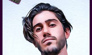 Vector Painting V4 Photoshop Action 30937349