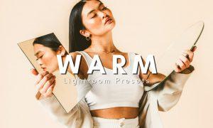 Warm Lightroom Presets Bundle 6012729
