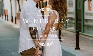 WINEBERRY Hipster Lightroom Preset 2340407