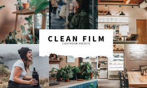 10 Clean Film Lightroom Presets 5857422