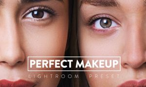 10 Perfect Makeup Lightroom Preset