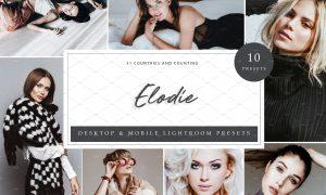 10 x Lightroom Presets, Elodie 5962528