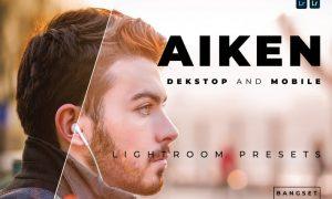 Aiken Desktop and Mobile Lightroom Preset