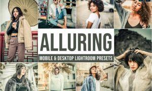 Alluring Mobile and Desktop Lightroom Presets