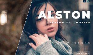 Alston Desktop and Mobile Lightroom Preset