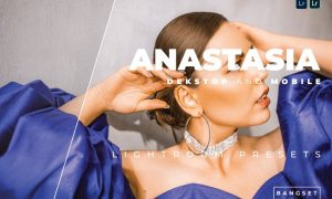 Anastasia Desktop and Mobile Lightroom Preset