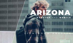 Arizona Desktop and Mobile Lightroom Preset